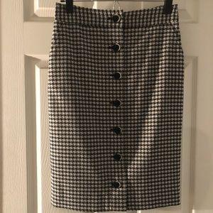 Need length pencil skirt.